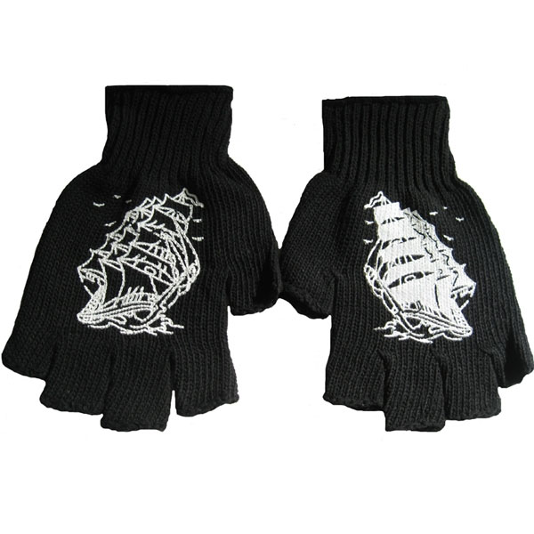 Fingerless Gloves- Ships