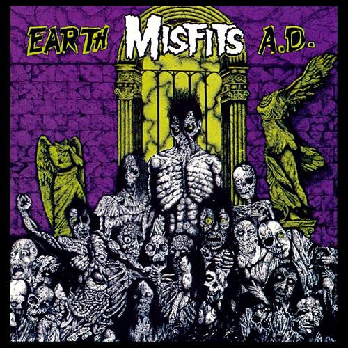 Misfits- Earth AD LP
