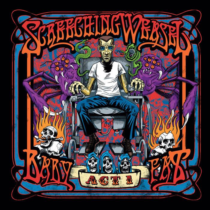 Screeching Weasel- Baby Fat Vol 1 2xLP