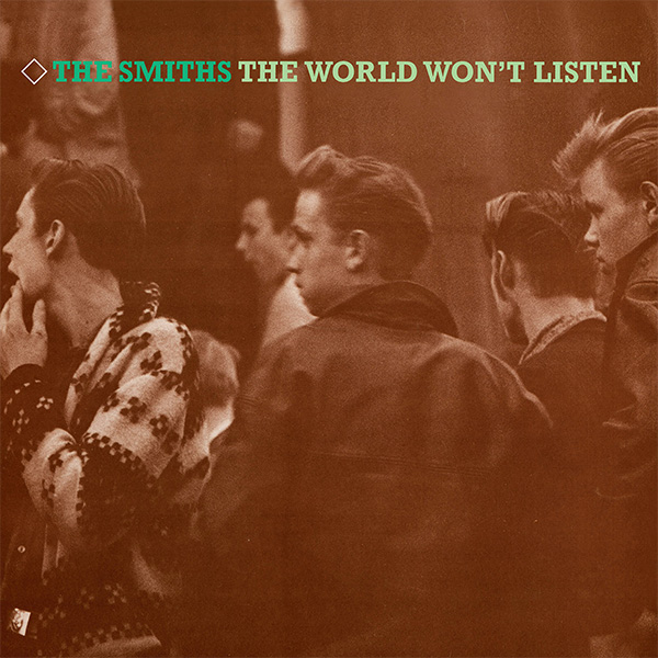 Smiths- The World Won't Listen 2xLP (Remastered, 180 gram vinyl)