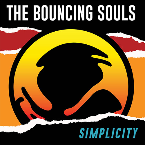 Bouncing Souls- Simplicity LP (Color Vinyl)
