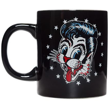 Stray Cats Coffee Mug from Sourpuss
