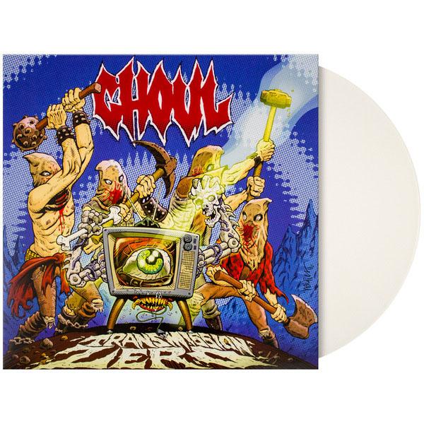 Ghoul- Transmission Zero LP (Ltd Ed Color Vinyl)