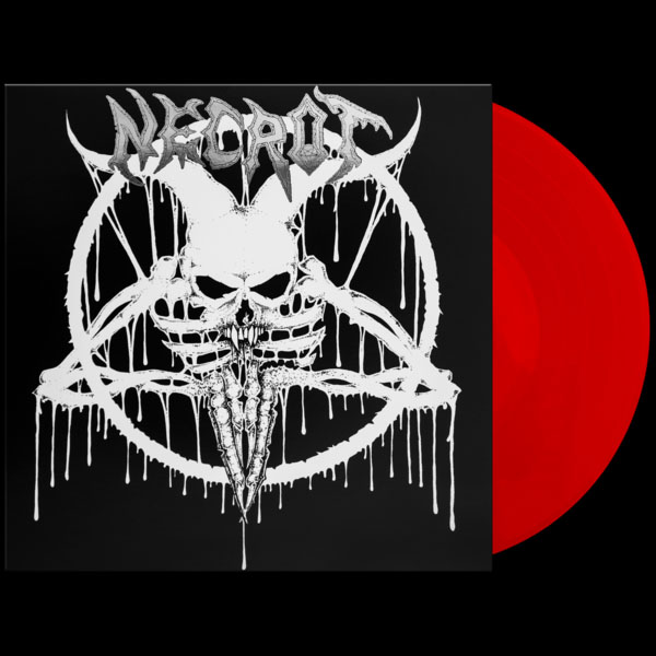 Necrot- The Labyrinth LP (Ltd Ed Color Vinyl)