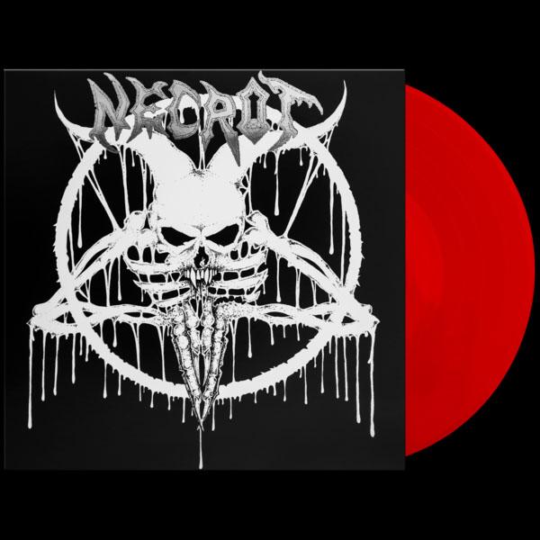 Necrot- The Labyrinth LP (Ltd Ed Color Vinyl)