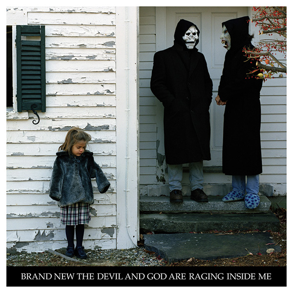 Brand New- The Devil And God Are Raging Inside Me 2xLP