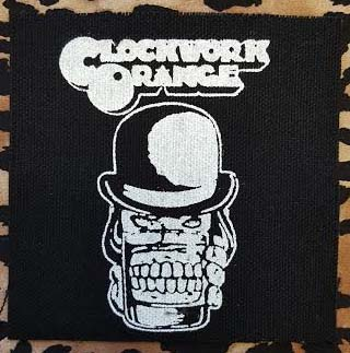 Clockwork Orange- Alex cloth patch (cp157)