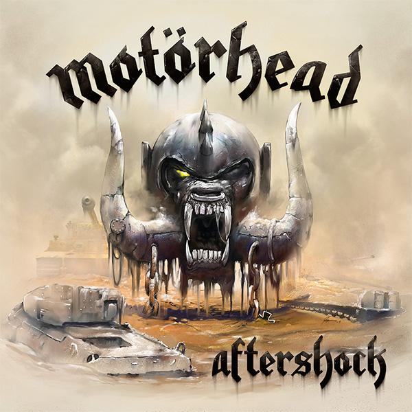 Motorhead- Aftershock LP