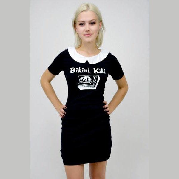 Bikini Kill Peter Pan Collar Dress by Vera's Eye Candy