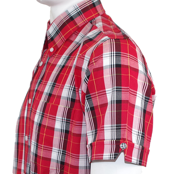 Vintage Button Down Shirt by Warrior Clothing- COOK
