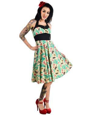 Charming Dress by Too Fast Clothing - Western Desert - SALE