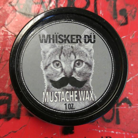 Whisker Du Mustache Wax - from Pomps Not Dead