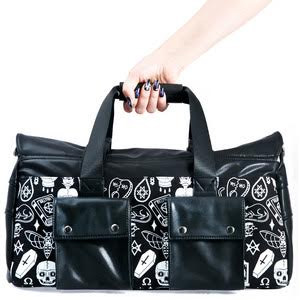 Wicked Duffle Bag by Killstar - SALE