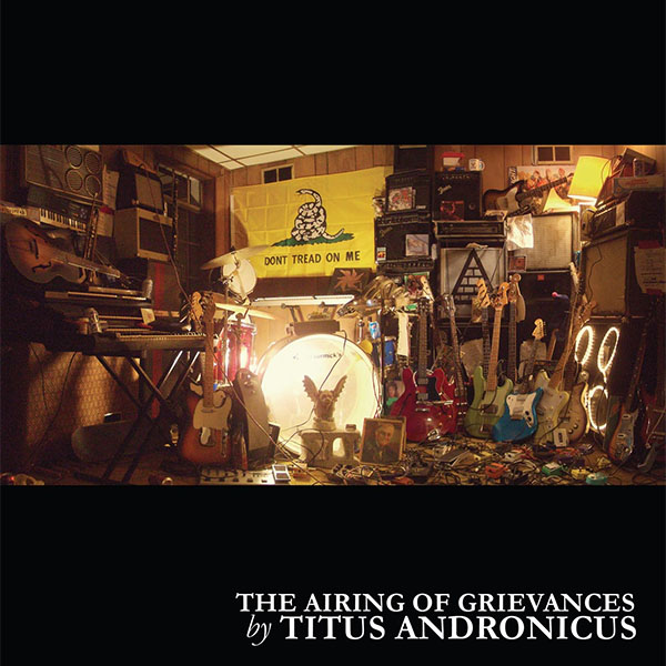 Titus Andronicus- The Airing Of Grievances LP