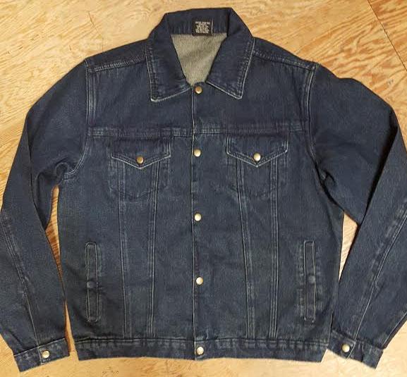 Denim Jacket by Unik- INDIGO