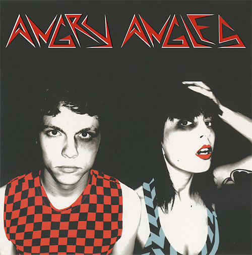 Angry Angles- S/T LP (Jay Reatard)