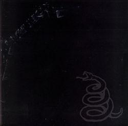 Metallica- S/T 2xLP (AKA The Black Album)