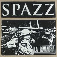 Spazz- La Revancha LP (Green/Black Vinyl)