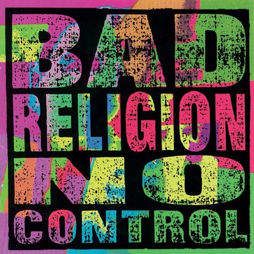 Bad Religion- No Control LP
