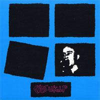 Chaos UK- S/T (Blue Album) LP