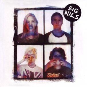 """Big Nils- S/T 7"""" (Sale price!)"""