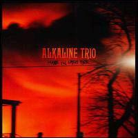 Alkaline Trio- Maybe I'll Catch Fire LP (Lavender Splatter Vinyl)