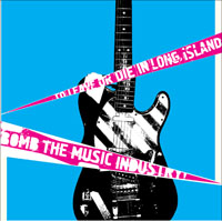 Bomb The Music Industry!- To Leave Or Die In Long Island LP (Olive Marble Vinyl)