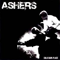 "Ashers- Cool Dark Places 7"" (Unseen) (Sale price!)"