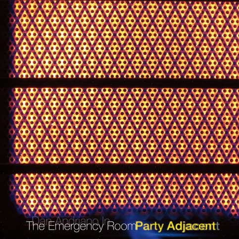 Dan Andriano In The Emergency Room- Party Adjacent LP (Alkaline Trio) (180gram Vinyl)