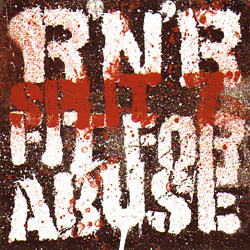 "Fit For Abuse/R'N'R- Split 7"" (Sale price!)"