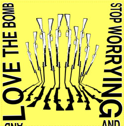 "Stop Worrying And Love The Bomb- S/T 7"" (Sale price!)"