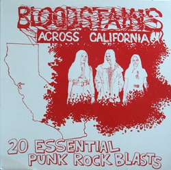 V/A- Bloodstains Across California LP