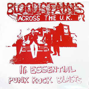 V/A- Bloodstains Across The UK Vol 2 LP