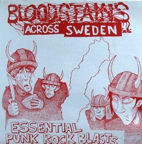 V/A- Bloodstains Across Sweden LP