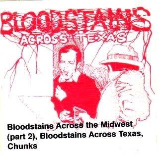 V/A- Bloodstains Across Texas LP