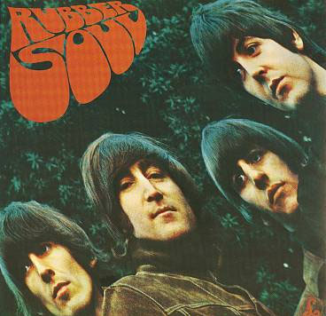 Beatles- Rubber Soul LP (Remastered)