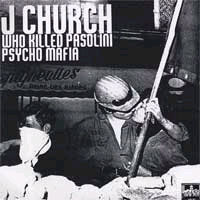 "Plungers/J Church- Split 7"" (Sale price!)"