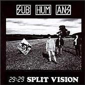 Subhumans- 29:29 Split Vision LP
