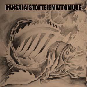 """Filthpact / Kansalaistott...- Split 7"""" (Oi Polloi) (Sale price!)"""