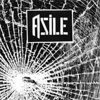 "Asile- S/T 7"" (Sale price!)"