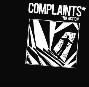 "Complaints- No Action 7"" (Swingin' Utters) (Sale price!)"