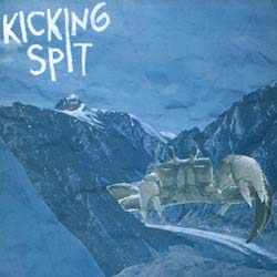 "Kicking Spit/Stymie- Split 7"" (Sale price!)"