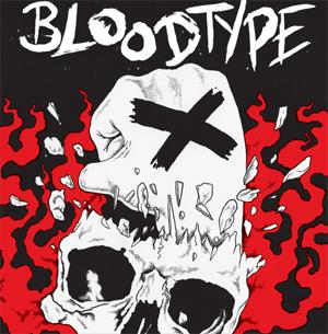 "Bloodtype- X 7"" (Sale price!)"