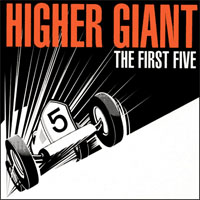 "Higher Giant- The First Five 7"" (Kid Dynamite, Warzone, Lifetime, Token Entry...) (Sale price!)"