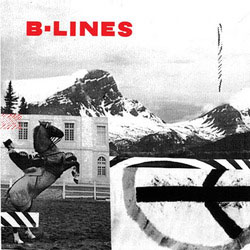 B-Lines- S/T LP (Sale price!)