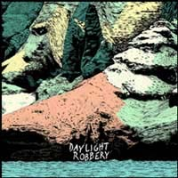 "Daylight Robbery- Distant Shores 7"" (Sale price!)"