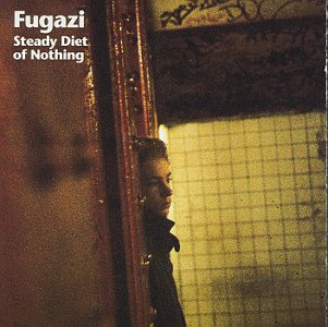 Fugazi- Steady Diet Of Nothing LP