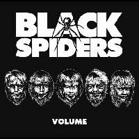 Black Spiders- Volume LP (Sale price!)