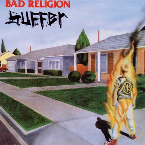 Bad Religion- Suffer LP
