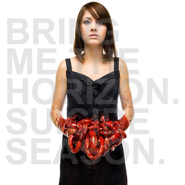 Bring Me The Horizon- Suicide Season LP
